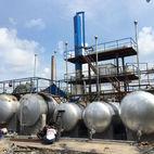 Waste engine oil refinery machine - Shangqiu Yilong Machinery Equipment Co., Ltd.