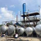 Crude oil refinery equipment - Shangqiu Yilong Machinery Equipment Co., Ltd.