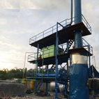 Waste engine oil distillation equipment - Shangqiu Yilong Machinery Equipment Co., Ltd.