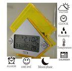 water power weather station clock - Dongguan Hongtuo Zhike Co.Ltd