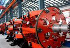 Special equipment, wire winch