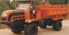 Trator articulado DT-001-2