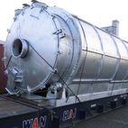 Pyrolysis system - Shangqiu Yilong Machinery Equipment Co., Ltd.