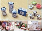 Metallic cans & containers - Wonderful Tins Co., Ltd