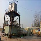 Waste rubber pyrolysis equipment, 50T - Henan Beigong Machinery Manufacturing Co., Ltd.