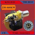 230-460kw double fire stage waste oil burner - Qingdao Kingwei Energy Saving Equipment Co.,ltd