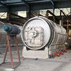 Waste tyre refinery machine - Shangqiu Yilong Machinery Equipment Co., Ltd.