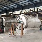 Waste tyre refinery equipment - Shangqiu Yilong Machinery Equipment Co., Ltd.