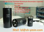 parafusos, fixadores, wholesale, supplier, seller, UPS Grande do parafuso do terminal Tipo capacitor eletrolítico de alumínio