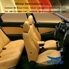 PU Microfiber Leather for Car Seat ...
