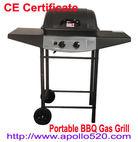 2 Burner Portable BBQ Gas Grill