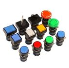 Push buttons - Metaltex