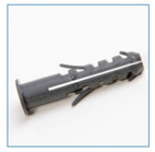 Plastic Wall Anchor with Ring - IVPLAST