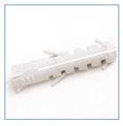 Conventional Nylon Wall Anchor - IVPLAST