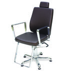 HAIRDRESSING CHAIR, CROMA