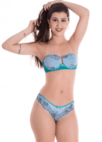 Set Strapless in Lace