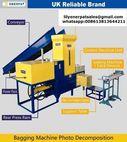 Automatic Bagging Machine For Rice Hulls/Huller/Huller Powder/Husk - Enerpat Machine Co.,Ltd