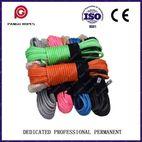 SUV car winch ultra high molecular polyethylene rope - Qingdao Pangu Rope Cable Company
