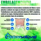 Water soluble plastic packing - HIDROSSOLUVEL EMBALAGENS EIRELI