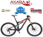 2016 Scott Genius LT 720 Mountain Bike - AxaraCycles Medan