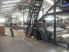 FRP gel coat sheet production line - TianTuo Machine