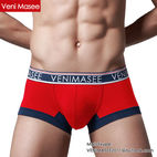 Wholesale Factory OEM/ODM Hot Selling High Quality Brand Men Underwear Veni Masee Fashion Sexy Modal Boxer Shorts - Shanghai Yuerun Trading Co.,Ltd
