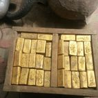 gold dore bar