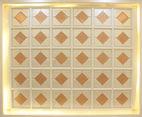 Fireproof Aluminum Artistic Ceiling Tiles, Decorative Tiles for Home - Guangzhou Ousilong Building Technology Co.Ltd
