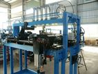Manual clinching machine 1000mm type - Tian Wei Machinery Industry Co., Ltd.