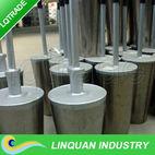 LQ Porous Purging Plug - Jinan Linquan Industry and Trade Co., Ltd