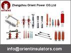 Composite insulators - Zhengzhou Orient Power Co., Ltd