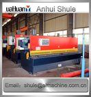QC11K-25x2500 Guillotine shear machine - Shule Anhui Machine Technology Company