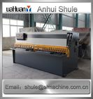 QC12Y-40x2500 Pendulum shearing machine - Shule Anhui Machine Technology Company