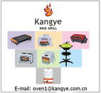 ELECTRIC GRILL, FOOD DEHYDRATOR,TOASTER OVEN,FOOD STEAMER,OVEN, - GUANGDONG KANGYE ELECTRIC APPLIANCE CO LTD