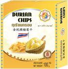 Sweet Smile Crispy Durian Snack