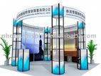 Trade show portable booth - Phone2display