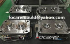 bi injection mould consumer molds maker China - Focare Mould Co.,Ltd.