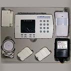 Wireless smart magnetic contact ala...