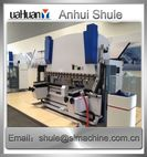 WE67K-80x4000 Cnc bending machine - Shule Anhui Machine Technology Company