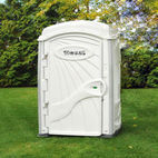 White Deluxe Portable Restrooms - Top Rotomolding Technology Co., Ltd