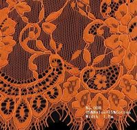 Fashion Lace Fabric (for lady's garments) -