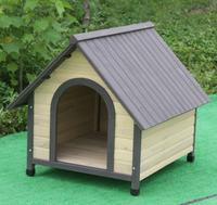 Wooden doghouse for sale -
