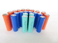 batería de iones de litio cilíndrica del tipo de capacidad ordinaria -