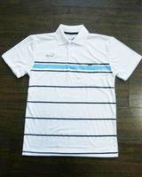 High Quality Stripe Men's POLO Shirt -