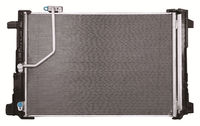 Automotive Air Conditioning Condenser A07-0639 -
