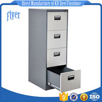 4-drawers file cabinets -
