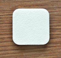 aceite de belleza Asistente NBR resistente, soplo seco / húmedo, NBR esponja kits de maquillaje, puff cuadrado -