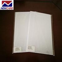 Hoja del PVC de impresión digital -