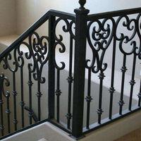 Aluminum Stair railing -