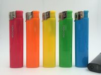 8.5cm disposable color gas electronic lighter  -